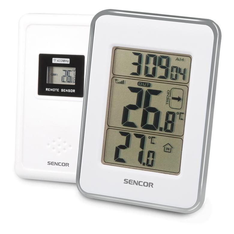 84a0c6d6e68 Hinnavaatlus - Sencor termomeeter SWS25WS