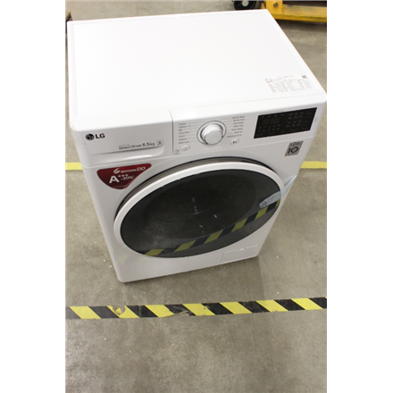 d21e788a330 ... Machine F0J6WN0W Front loading, Washing capacity 6.5 kg, 1000 RPM, Direct  drive, A+++, Depth 44 cm, Width 60 cm, White, DENTS ON BACK, SCRATCHED FRONT  ...