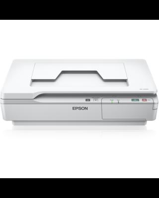 Epson WorkForce DS-5500 Flatbed, Document Scanner