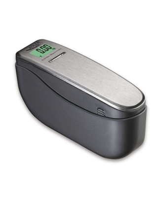 Luggage scale Adler Silver