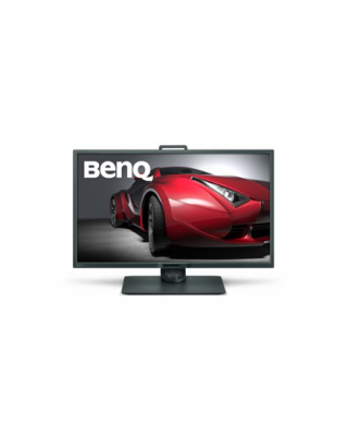 "Benq 4K Designer Monitor PD3200U 32 "", IPS, 4K UHD, 3840 x 2160 pixels, 16:9, 4 ms, 350 cd/m², Grey, HDMI, DP, miniDP, USB, SD/MMC card reader"