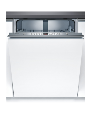 Bosch Dishwasher SMV45AX00E Built in, Width 60 cm, Number of place settings 12, Number of programs 5, A++, Display, AquaStop function, White
