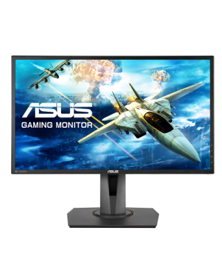 "Asus Gaming MG248QR 24 "", TN, FHD, 1920 x 1080 pixels, 16:9, 1 ms, 350 cd/m², Black, HDMI, DP, Dual-link DVI-D"