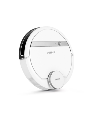 Ecovacs Vacuum cleaner DEEBOT 900 Warranty 24 month(s), Battery warranty 24 month(s), Robot, White, 0.35 L, 67.5 dB, Cordless, 100 min