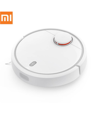 Xiaomi Vacuum cleaner Mi Robot  Robot, White, 55 W, 0.42 L, 150 min, Cordless