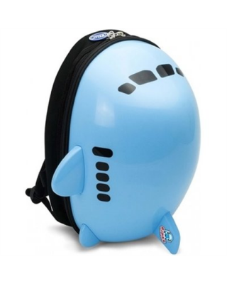 ridaz Airplane Kids Backpack, 8l, Blue