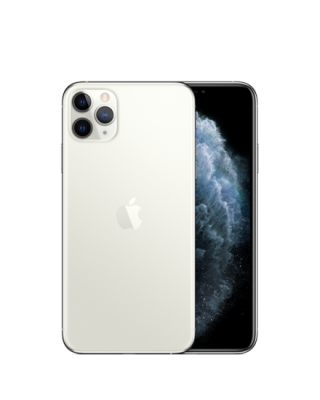 "Apple iPhone 11 Pro Silver, 5.8 "", XDR OLED, 1125 x 2436 pixels, Hexa-core, Internal RAM 4 GB, 64 GB, Single SIM, Nano-SIM and eSIM, 3G, 4G, Main camera 12+12+12 MP, Secondary camera 12 MP, iOS, 13, 3046 mAh"