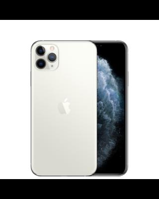 "Apple iPhone 11 Pro Silver, 5.8 "", XDR OLED, 1125 x 2436 pixels, Hexa-core, Internal RAM 4 GB, 64 GB, Single SIM, Nano-SIM and eSIM, 3G, 4G, Main camera 12+12+12 MP, Secondary camera 12 MP, iOS, 13, 3046 mAh"