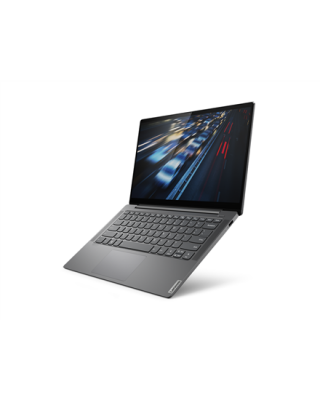 "Lenovo YOGA S740-14IIL Grey, 14 "", IPS, Full HD, 1920 x 1080, Gloss, Intel Core i5, i5-1035G1, 8 GB, SSD 512 GB, NVIDIA GeForce MX250, GDDR5, 2 GB, No Optical drive, Windows 10 Home, 802.11ax, Bluetooth version 5.0, Keyboard language Nordic, Keyboard backlit, Warranty 24 month(s), Battery warranty 12 month(s)"