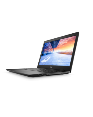 "Dell Vostro 3590 Black, 15.6 "", Full HD, 1920 x 1080, Matt, Intel Core i7, i7-10510U, 8 GB, DDR4, SSD 256 GB, AMD Radeon 610, GDDR5, 2 GB, Tray load DVD Drive (Reads and Writes to DVD/CD), Linux, 802.11ac, Keyboard language English, Russian, Warranty 36 month(s), Battery warranty 12 month(s)"