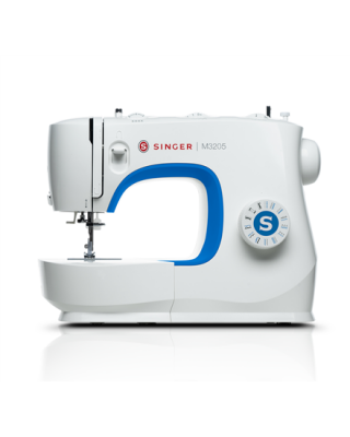 Singer Sewing Machine M3205 Number of stitches 23, Number of buttonholes 1, White