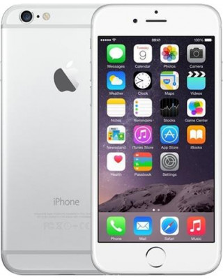 MOBILE PHONE IPHONE 6S 128GB/SILVER MKQU2 APPLE