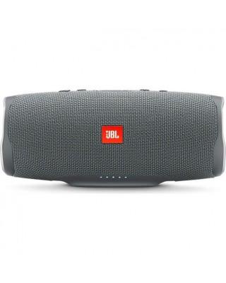 Portable Speaker|JBL|Portable/Waterproof/Wireless|Bluetooth|Grey|JBLCHARGE4GRY