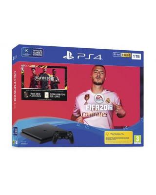 PLAYSTATION 4 CONSOLE 1TB SLIM//FIFA 20 SONY