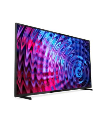 """Philips Ultra-Slim LED 43"""" TV 43PFS5503/12 FHD 1920x1080p PPI-200Hz Pixel Plus HD 2xHDMI USB DVB-T/T2/T2-HD/C/S/S2, 16W"""
