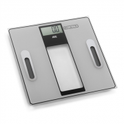 ADE Body Analyser Scale BA 1300 TABEA  Maximum weight (capacity) 180 kg, Accuracy 100 g, Memory function, 12 user(s), Grey