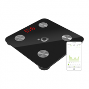Acme Smart scales SC101 Memory function, Body fat analysis, Electronic scale, Auto power off, Multiple users, Maximum weight (capacity) 150 kg, Body Mass Index (BMI) measuring