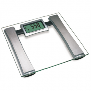 Camry Scale personal with analyzer CR 8125 Maximum weight (capacity) 150 kg, Accuracy 100 g, Memory function, Multiple user(s), Transparent/ silver,