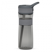 Boddels EEN Drinking bottle Bottle, Light grey/Grey, Capacity 0.6 L, Bisphenol A (BPA) free
