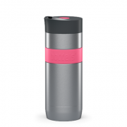 Boddels KOFFJE Travel mug Raspberry red, Capacity 0.37 L, Dishwasher proof, Yes
