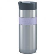 Boddels KOFFJE Travel mug, 370 ml, High-quality stainless steel, Lavender blue