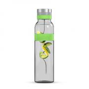 Boddels SUND Glass carafe Apple green, Capacity 1.1 L, Dishwasher proof, Yes