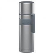 Boddels HEET Vacuum flask with cup  Light grey, Capacity 0.5 L, Diameter 7.2 cm, Bisphenol A (BPA) free