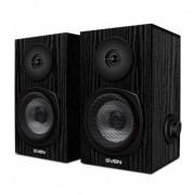 2.0 speakers SVEN SPS-575, black, USB, power output 2x3W (RMS), SV-016166