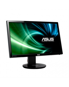 "Asus Gaming LCD VG248QE 24 "", TN, Full HD, 1920 x 1080 pixels, 16:9, 1 ms, 350 cd/m², Black, up to 144Hz, 3D Vision Ready, DP, Dual-link DVI-D, and HDMI, Built-in 2W stereo speakers"