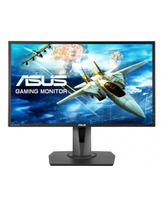 "Asus Gaming MG248QR 24 "", TN, FHD, 1920 x 1080 pixels, 16:9, 1 ms, 350 cd/m², Black, HDMI, DP, Dual-link DVI-D"