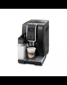 Delonghi Coffee maker DINAMICA ECAM 350.55 B Pump pressure 15 bar, Built-in milk frother, Fully automatic, 1450 W, Black