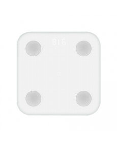 Xiaomi Mi Body Composition Scale Maximum weight (capacity) 150 kg, Accuracy 50 g, Memory function, 16 user(s), White