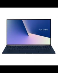 "Asus ZenBook UX533FTC-A8221R Royal Blue, 15.6 "", FHD, 1920 x 1080 pixels, Matt, Intel Core i7, i7-10510U, 16 GB, SSD 512 GB, Intel UHD Graphics 620, NVIDIA GeForce GTX1650 MAX Q, GDDR5, 4 GB, No ODD, Windows 10 Pro, 802.11ax, Bluetooth version 5.0, Keyboard language English, Keyboard backlit, Warranty 24 month(s), Battery warranty 12 month(s)"