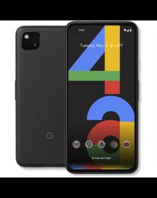 "google Pixel 4a G025N Just Black, 5.81 "", OLED, 1080 x 2340 pixels, Qualcomm Snapdragon 730, Internal RAM 6 GB, 128 GB, Single SIM, Nano-SIM card and eSIM, 3G, 4G, Main camera 12.2 MP, Secondary camera 8 MP, Android, 10, 3140 mAh"