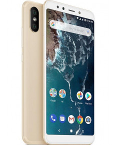 MOBILE PHONE MI A2 64GB/GOLD MZB6470EU XIAOMI