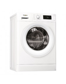 WHIRLPOOL Washing machine/dryer FWDG86148W 8kg – 6kg, 1400 rpm, A 54 cm big LED screen