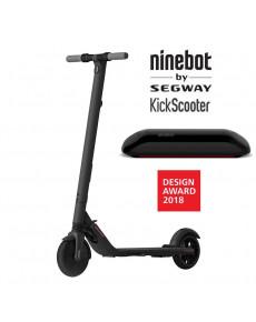 Ninebot by Segway ES2 + battery bundle
