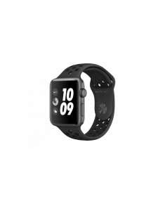 APPLE WATCH SER.3 NIKE+ 38MM, BAND ANTHRACITE BLACK