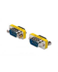 ASSMANN RS232 Adapter DSUB9 M (plug)/DSUB9 M (plug)