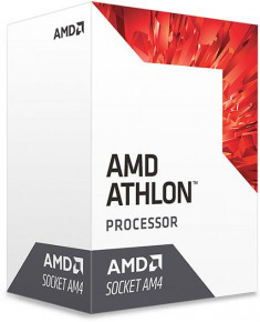 AMD Athlon X4 950, 4C/4T, 3.8 GHz, 2 MB, AM4, 65W, BOX
