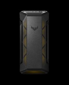 ASUS TUF Gaming GT501 case, up to EATX, metal front panel, RGB fan
