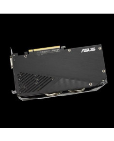 ASUS Dual GeForce GTX 1660 Ti OC EVO, 6GB GDDR6, 2xHDMI, DVI, DP