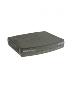D-Link DVG-5004S 4-Port VoIP Station Gateway, Integrated 4-Port Switch, Built-in Remote Router, Voice Compression Format, DSL/Cable Modem Broadband