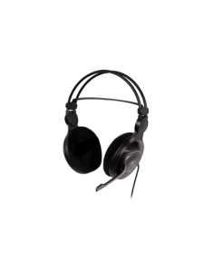A4Tech Gaming headset HS-100, 3.5mm jack, Built-in microphone