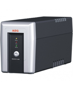AEG UPS Protect A.500 500 VA, 300 W, 240 V