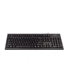 A4Tech Keyboard and mouse set, KR-85+OP-620D,  multimedia, wired, Keyboard layout EN/RU, USB