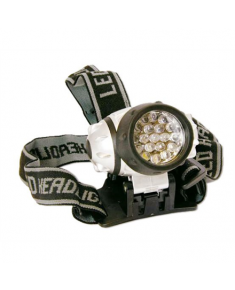 Arcas Headlight 19 LED 4 light functions