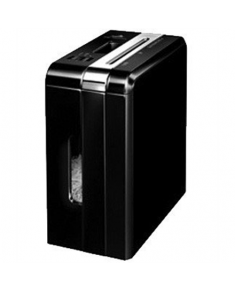 Fellowes Powershred DS-1200Cs Black, 15 L, Credit cards shredding, Paper handling standard/output 12 sheets per pass, Warranty 24 month(s), Cross-Cut Shredder