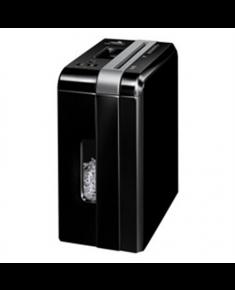 Fellowes Powershred DS-700Cs Black, 10 L, Credit cards shredding, Paper handling standard/output 7 sheets per pass, Warranty 24 month(s), Cross-Cut Shredder