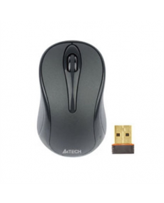A4Tech Mouse  G3-280N Wireless, No, Black, Wireless connection